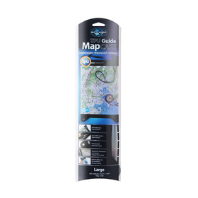 Sea to Summit TPU Guide Map Case Large black